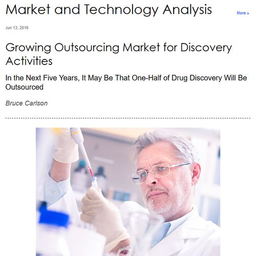 Outsourcing research